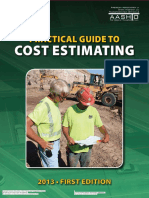 Practical Guide to Cost Estimating
