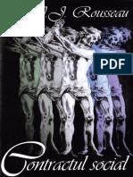 Jean Jacques Rousseau - Contractul social.pdf