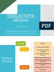 DISKUSI TOPIK migrain