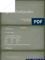 Signos Zodiacales (Raí) 3
