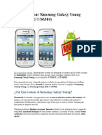 Cómo Rootear Samsung Galaxy Young