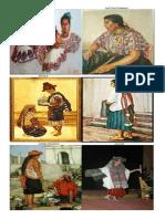 Trajes Tipicos de Guatemala Por Departam