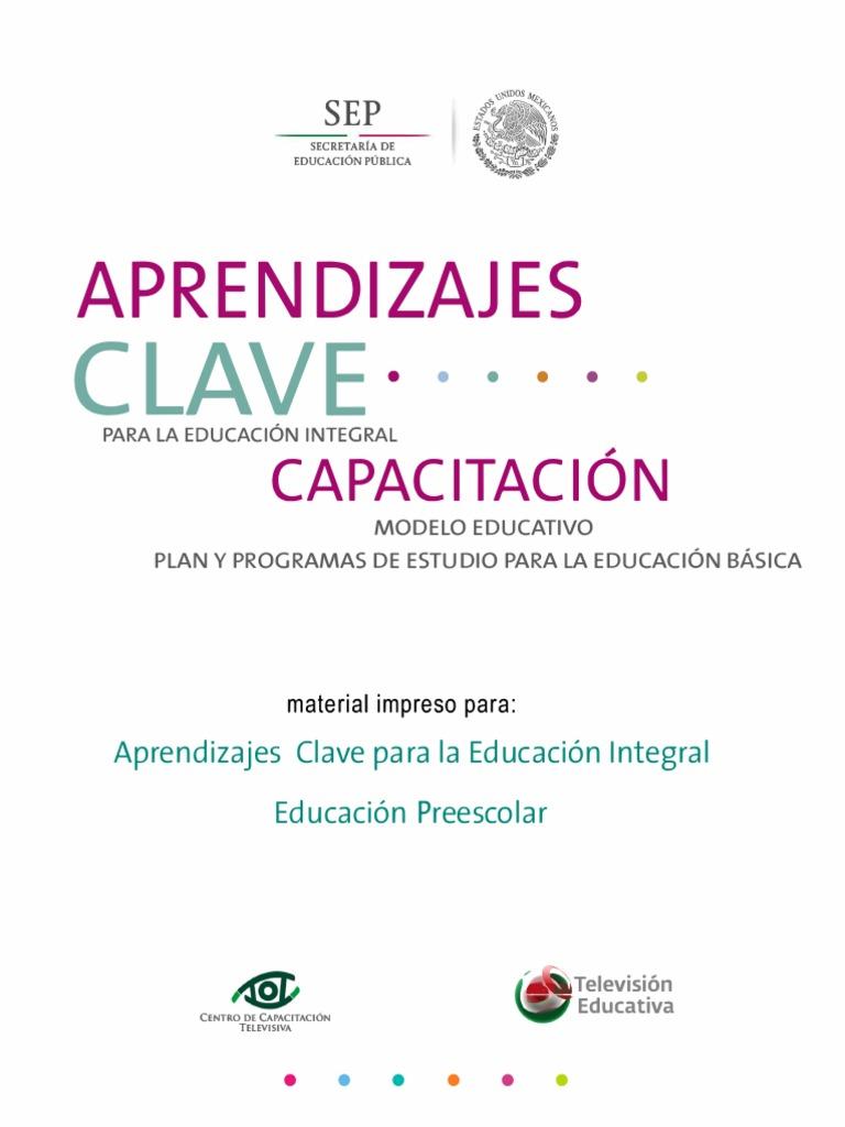 Capacitación Modelo Educativo Plan y Programas de estudio para la ...