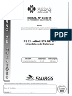 1feito 4_ps 22 - Analista de Ti (Arquitetura de Sistemas)