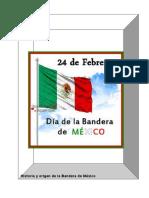 Folleto Bandera