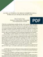 """10-""""La casa, la vivienda y el espacio doméstico en la Puebla de los Ángeles del siglo XVIII"""""""