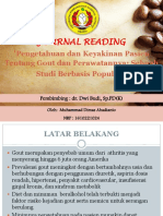 Journal Reading Rheumatologi Dimas
