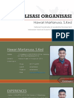Internalisasi Organisasi