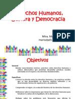 Encuadre DD HH, Cultura y Democracia