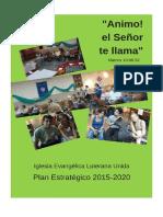 Plan Estrategico Ielu