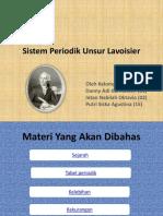 Sistem Periodik Unsur Lavoisier(1)