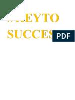 Keyto Success