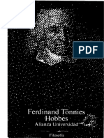 Tonnies Ferdinand Hobbes Vida y Doctrina Alianza Ed 1988 PDF (1)