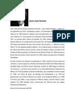 Biografia de Juan José Arreola