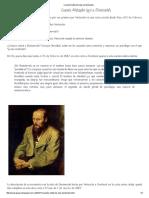 Cuando Nietzsche Leyó a Dostoievski
