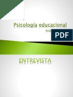 Psicología educacional 1