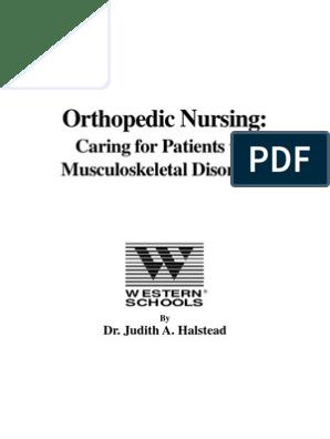 Orthopedic Nursing   Radiology   Nursing