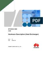BTS3900A GSM Hardware Description (Heat Exchanger)-(V300_10)