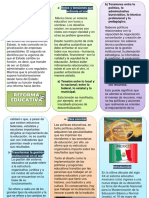 Brochure Reforma Educativa