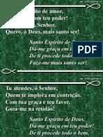 084 - Santo Espírito de amor.ppt