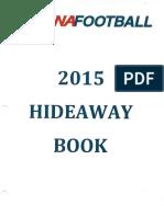 2015 Arizona Hideaway Book
