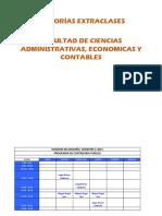 ASESORÍAS EXTRACLASES FACULTAD DE CIENCIAS ADMINISTRATIVAS, ECONOMICAS Y CONTABLES (1)