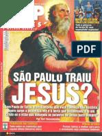 Paulo traiu Jesus?