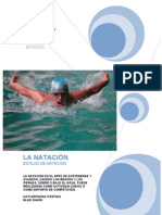 NATACION DIPLOMADO