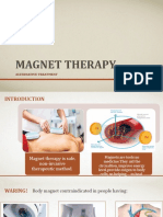 MAGNET THERAPY.pptx