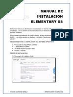 Manual de Instalacion Elementary Os