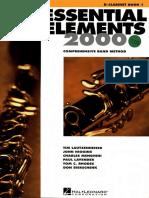 Clarinete Essential