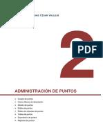 02 Administración de Puntos