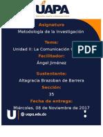 Tarea 2 Unidad II Metodologia de Investigacion UAPAdocx