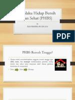 Aksi Melawan Kotor - PHBS