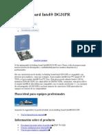 Desktop Board Intel
