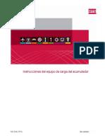 100334279A Accumulator Charging Instructions ES