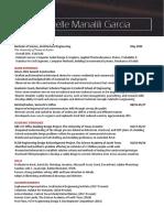 webfolio resume