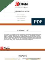 Exposicion Proyecto Fundaciones Final