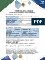 Guia de Actividades y Rúbrica de Evaluación - Ciclo Tarea 1 - Profundizar en El Conocimiento Sobre Los Seres Vivos, Genética y Biotecnología