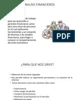 2.1 Presentación Análisis de Estados Financieros (1)