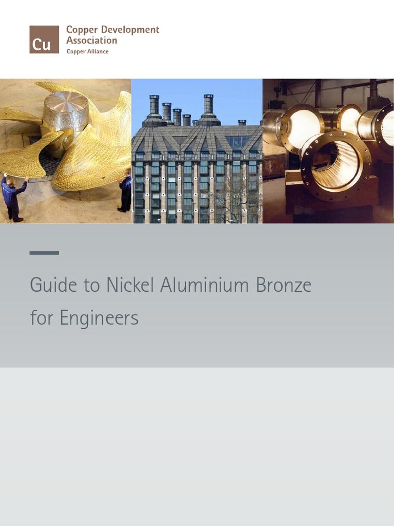 Nickel-al-bronze-guide-engineers.pdf | Heat Treating | Alloy