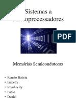 Sistemas a Microprocessadores - 2017