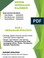Bab 2 Dan 3-Strategi Dan Prilaku Dalam Organisasi