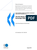 The EU Stress Test and Sovereign Debt Exposures -- by Blundell-Wignall and Slovik, Aug. 2010