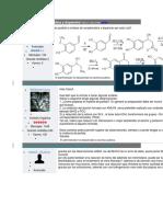 Sintesis de Noradrenalina y Dopamina