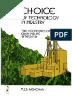 The Economics of Grain Milling in Tanzania