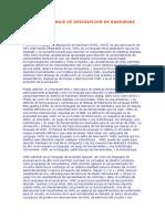 Historia VHDL