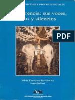 Carrizosa Hernández, Silvia. La diferencia sus voces ecos y silencios..pdf