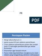 PR jurnal
