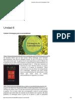 Unidad 6 _ Desarrollo Sustentable ITSM